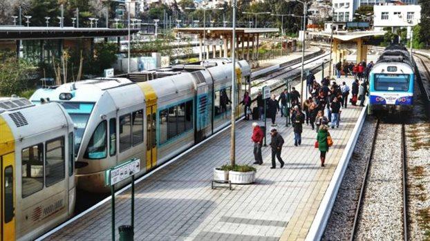 ΕΕ: Προτελευταία η Ελλάδα στη χρήση τρένου για τις μετακινήσεις των πολιτών