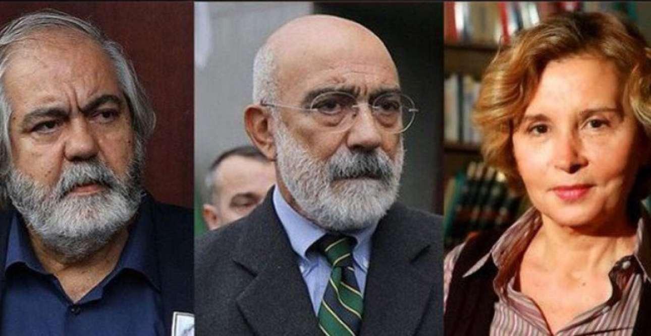 Τουρκία: 3 διαπρεπείς δημοσιογράφοι σε ισόβια για το πραξικόπημα