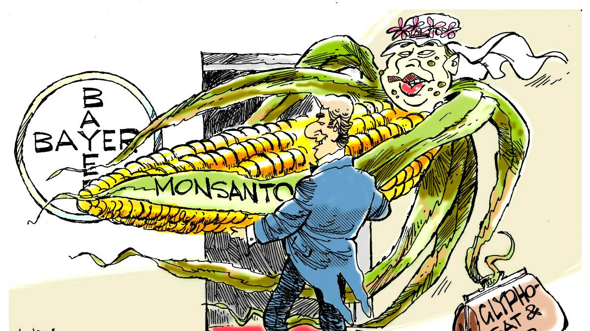Bayer – Monsanto: Τα βάσανα ενός «διαβολικού γάμου»