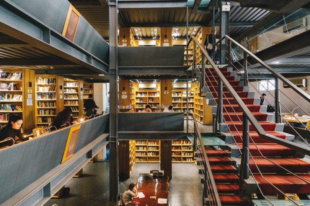 31 Βιβλιοθήκες που αξίζει να επισκεφτείς στην Αθήνα