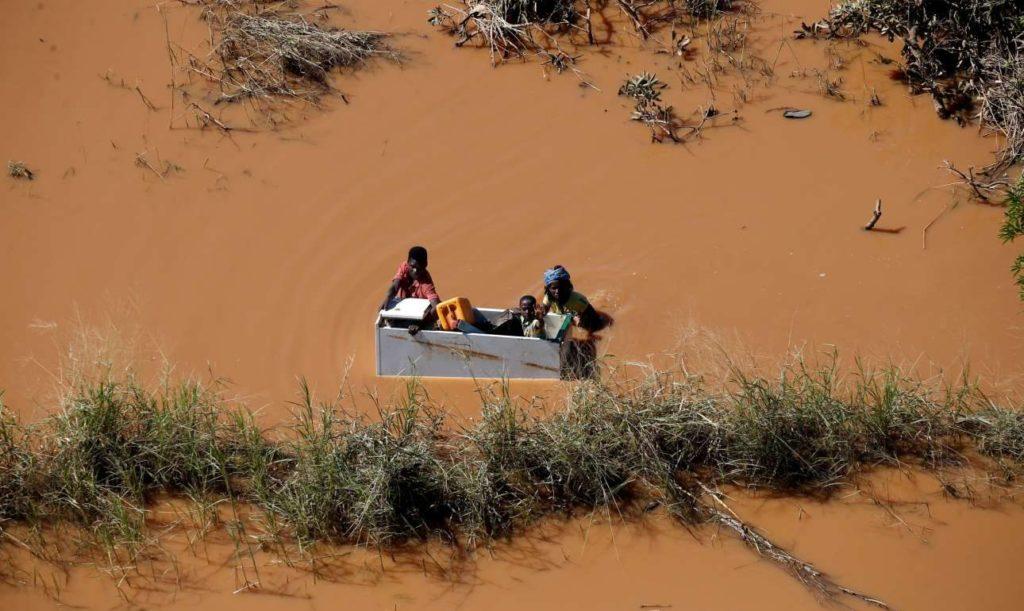 Πάνω από 400 νεκροί στην Αφρική από τον κυκλώνα Ιντάι
